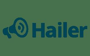 Hailer logo