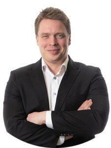 Henri Vass WeAre Solutions toimitusjohtaja